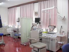 藤木病院 耳鼻咽喉科 診察室