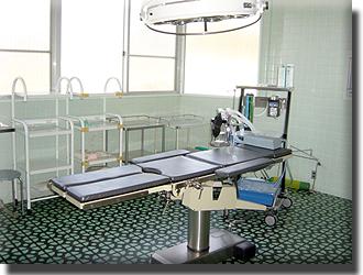 藤木病院オペ室