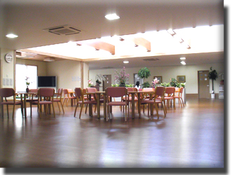 ケアホーム多目的ホール
