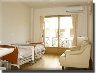 藤木病院病室